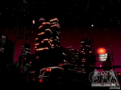 Céu estrelado V 2.0 (jogador) para GTA San Andreas segunda tela