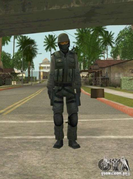Counter-terrorist para GTA San Andreas