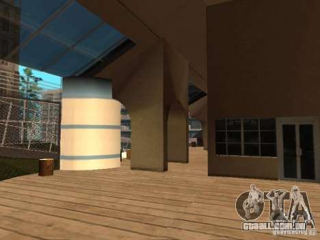 Villa em San Fierro para GTA San Andreas décimo tela