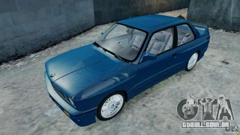 BMW M3 E30 FINAL para GTA 4