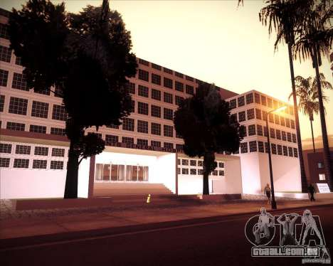 All Saints Hospital para GTA San Andreas