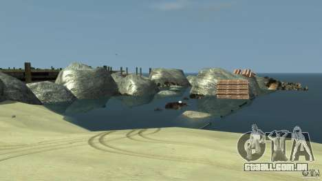 4x4 Trail Fun Land para GTA 4