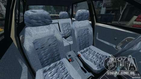 Vaz-21103 v 1.0 para GTA 4 vista interior