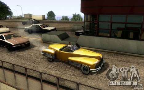 Buick Y-Job 1938 para as rodas de GTA San Andreas