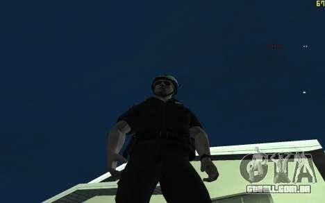 Nova DPSnik para GTA San Andreas terceira tela