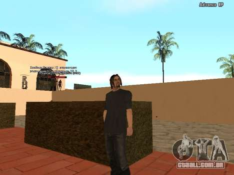 HD Skins pessoal para GTA San Andreas terceira tela