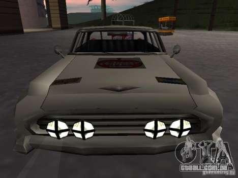 Bloodring Banger (A) de Gta Vice City para GTA San Andreas vista direita