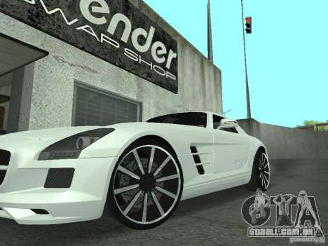 Luxury Wheels Pack para GTA San Andreas terceira tela