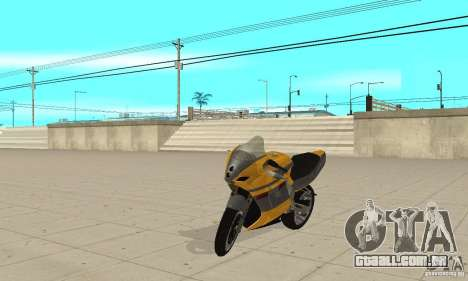 GTAIV NRG900 RR para GTA San Andreas