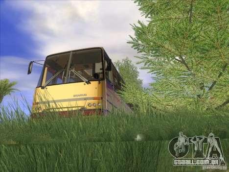 Ikarus 260 32P para GTA San Andreas vista traseira