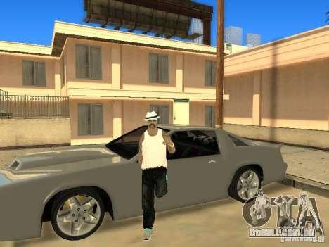 Skinpack Rifa Gang para GTA San Andreas terceira tela