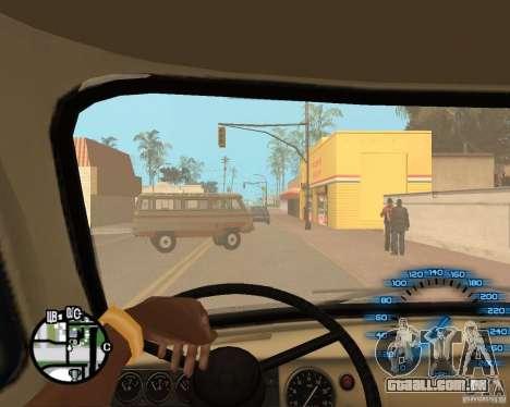 Mãos normais CJâ para GTA San Andreas sexta tela