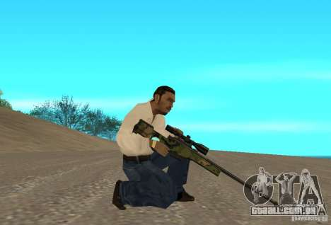 L118A Collection Wooland para GTA San Andreas segunda tela