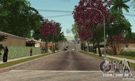 Green Piece v1.0 para GTA San Andreas nono tela