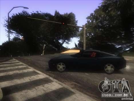 ENB de GTA IV para GTA San Andreas sexta tela