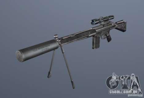 Grims weapon pack2 para GTA San Andreas twelth tela