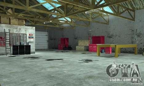 GTA SA Enterable Buildings Mod para GTA San Andreas terceira tela