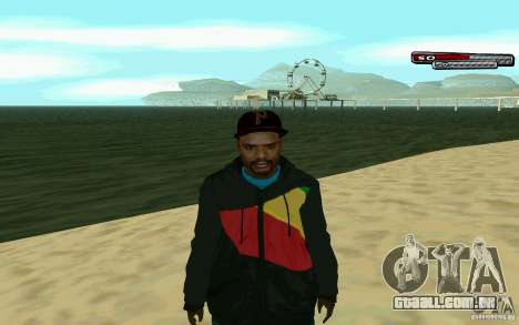 Drug Dealer HD Skin para GTA San Andreas