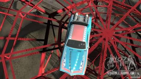 Afterburner Flatout UC para GTA 4 vista direita