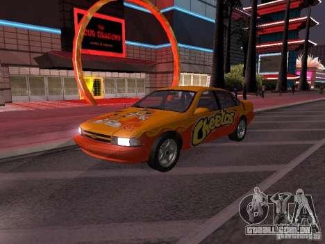Chevrolet Impala SS 1995 para as rodas de GTA San Andreas