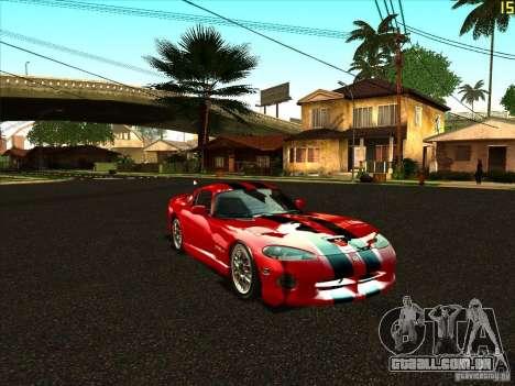 ENBSeries v1.6 para GTA San Andreas terceira tela
