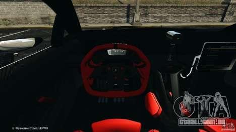 Lamborghini Sesto Elemento 2011 Police v1.0 RIV para GTA 4