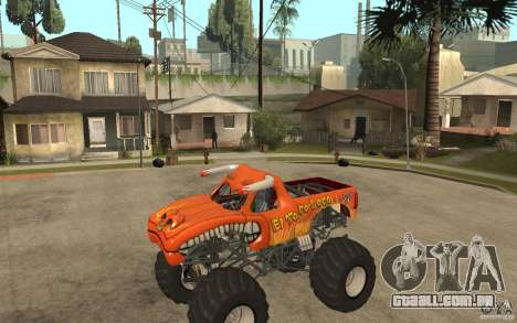 El Toro Loco para GTA San Andreas