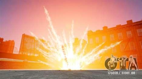 Realistas e grandes explosões para GTA 4 segundo screenshot