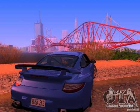 Real World ENBSeries v2.0 para GTA San Andreas segunda tela