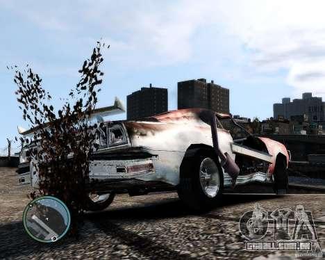 Flatout Shaker IV para GTA 4 traseira esquerda vista