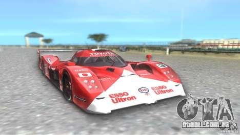 Toyota GT-One TS020 para GTA Vice City