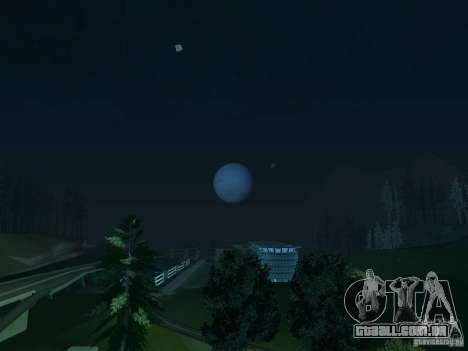 Lua: Netuno para GTA San Andreas