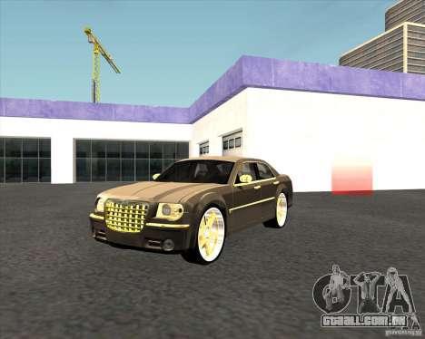 Chrysler 300C dub edition para GTA San Andreas