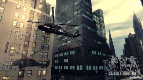 Imagens de inicialização no estilo do GTA IV para GTA San Andreas segunda tela