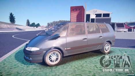 Renault Grand Espace III para GTA 4 motor