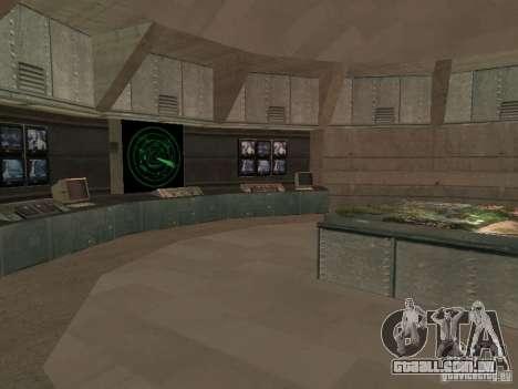 Área aberta 69 para GTA San Andreas décimo tela