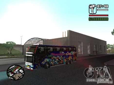 Neoplan para GTA San Andreas