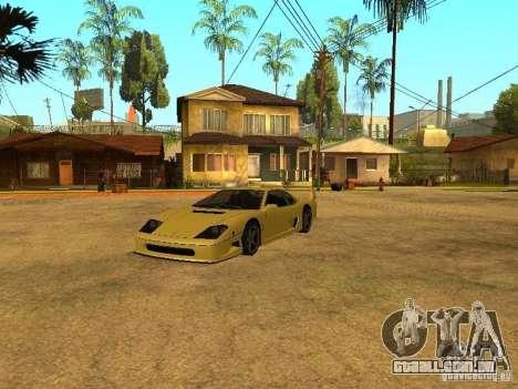 Spawn de carros para GTA San Andreas terceira tela