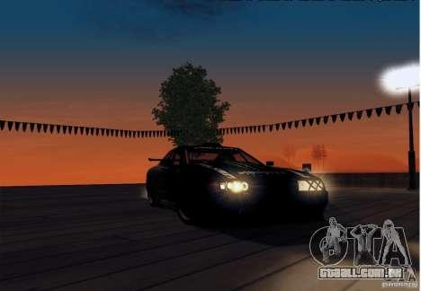 ENBSeries FS by FLaGeR v 1.0 para GTA San Andreas sexta tela