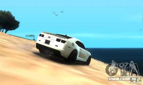 ENB by rybamolot para GTA San Andreas por diante tela