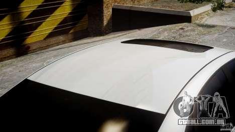 Audi S8 D3 2009 para GTA 4 motor