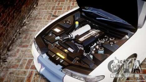 Nissan Silvia S14 [EPM] para GTA 4 vista interior