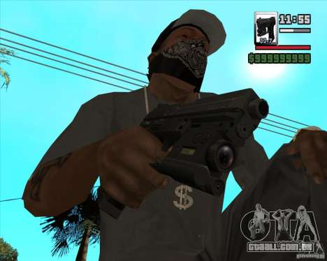 Glock new version para GTA San Andreas