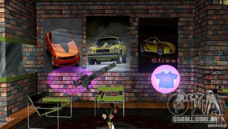 Hotel Retekstur para GTA Vice City por diante tela