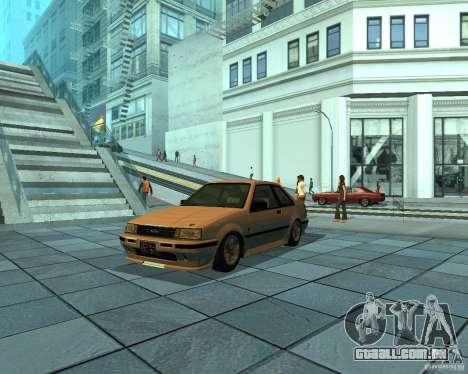 Futo de GTA 4 para GTA San Andreas
