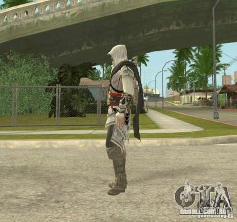 Assassins skins para GTA San Andreas