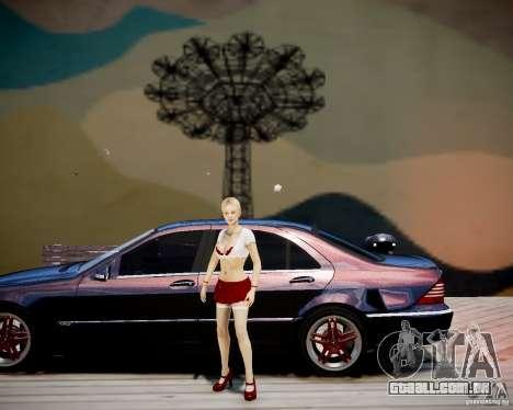 School Girl v2 para GTA 4
