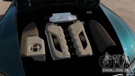 Audi S5 Conceptcar para GTA 4 vista de volta