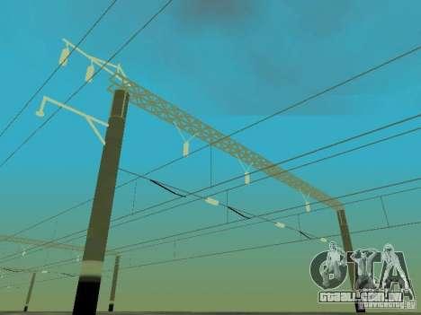 Suporte de rede de contactos, v. 2 para GTA San Andreas