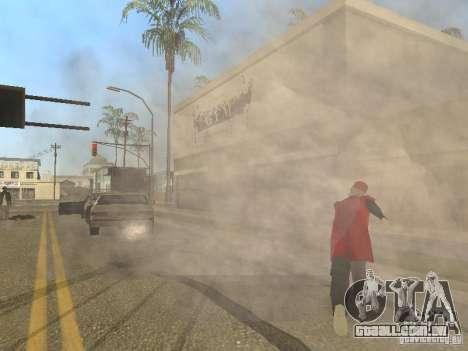 JabbaWockeeZ Skin para GTA San Andreas segunda tela